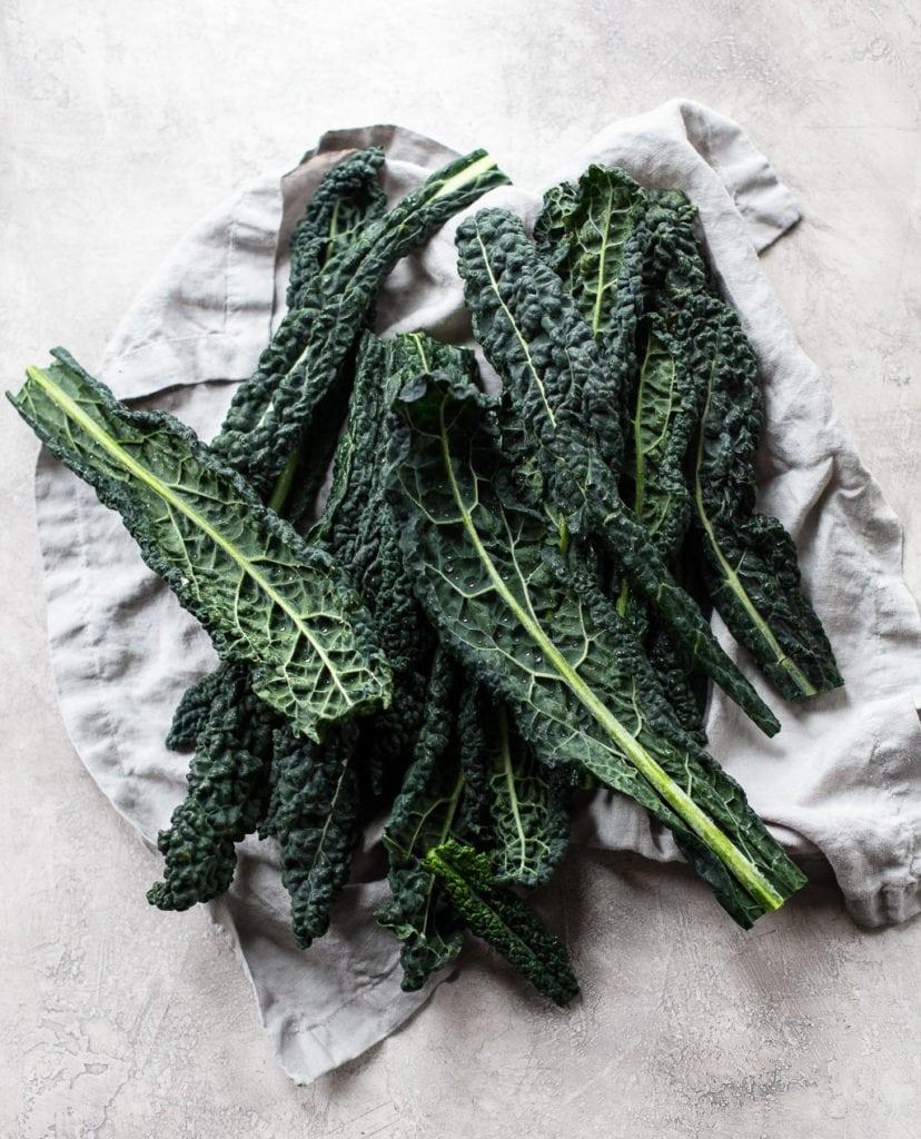 Tuscan Kale (Cavalo Nero)