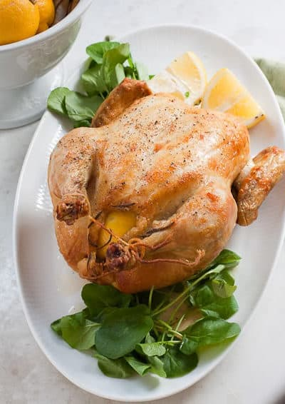 marry me roast chicken, a foolproof way to roast a bird and win their heart