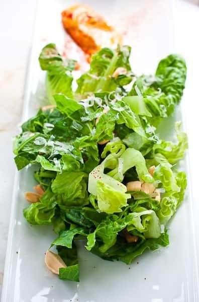 Smoky Spanish Caesar Salad