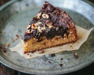 hazelnut cocoa crumb cake