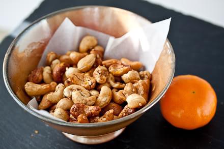 Sicilian Spiced Roasted Cashews