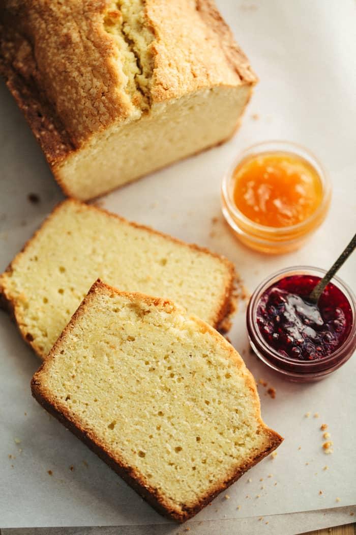 Ginger-lemon cake