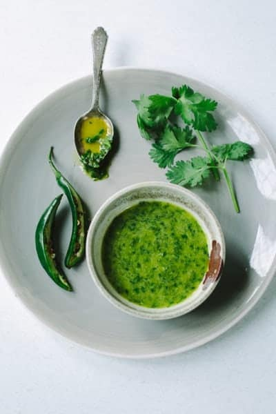 simple green sauce