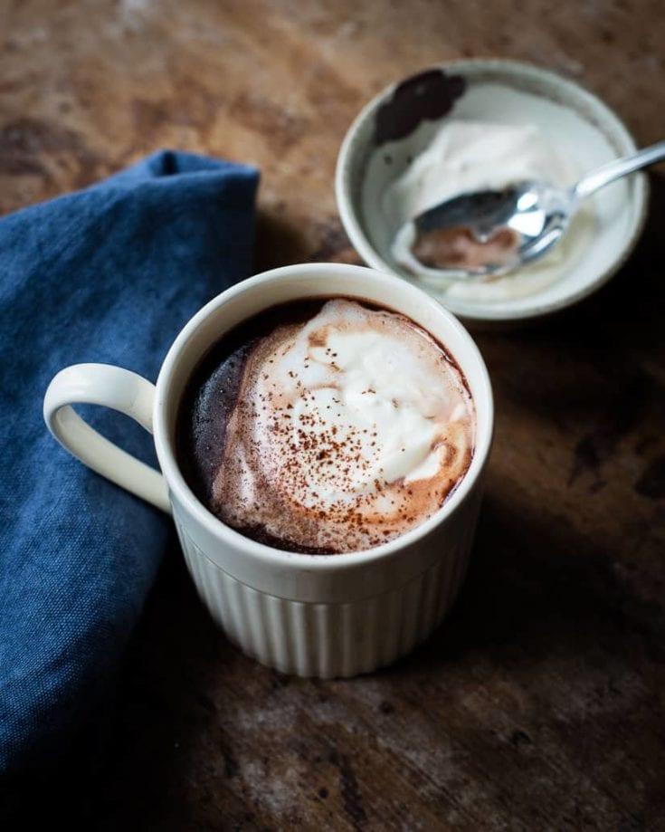 Creamy Rich Hot Chocolate Recipe
