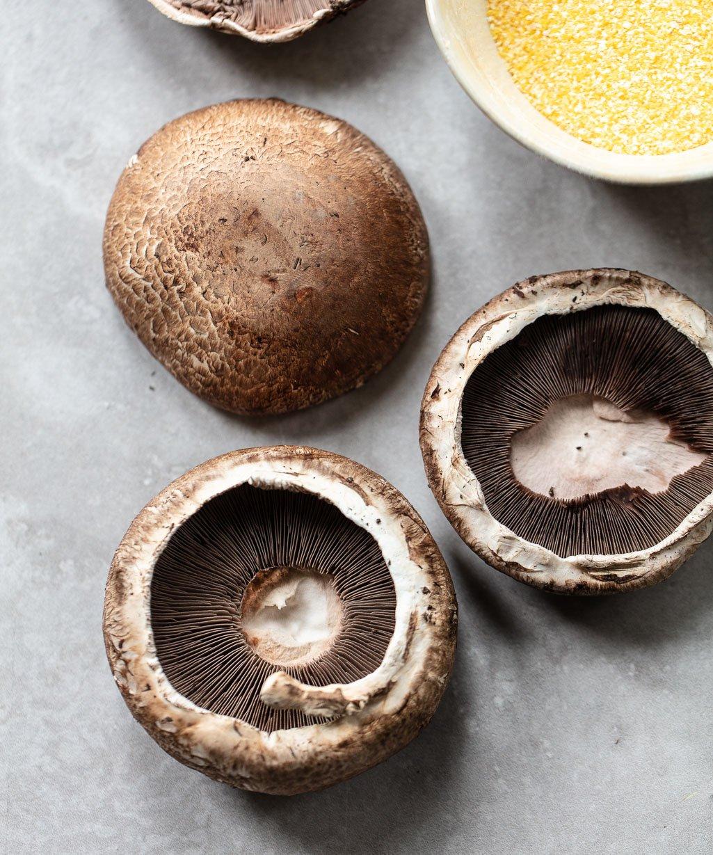 Portobello Mushroom Rage with Pappardelle Pasta