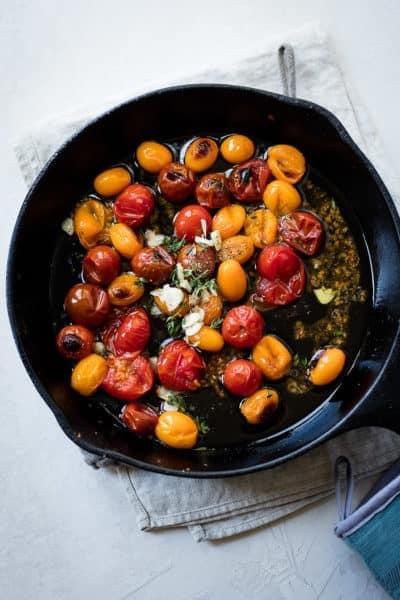 Superfast Burst Cherry Tomato Sauce
