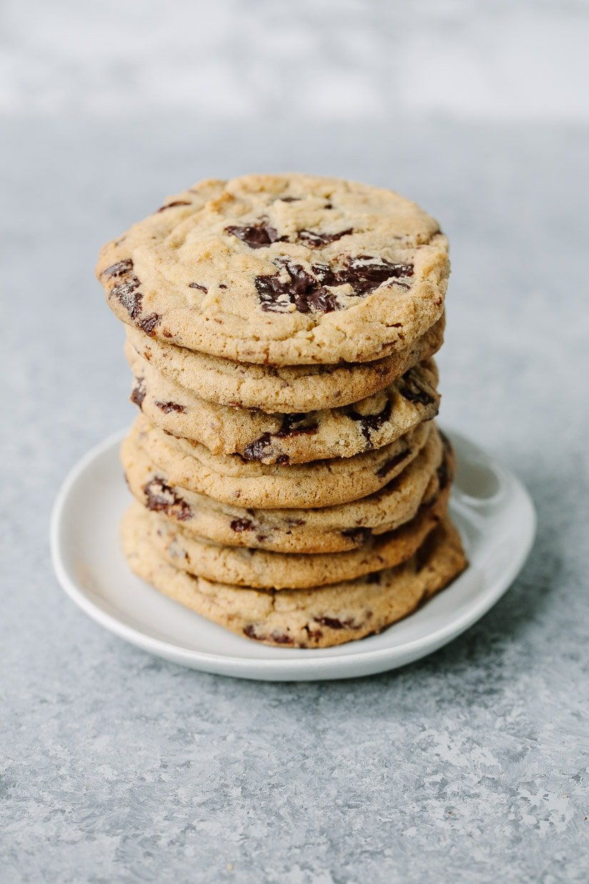 Ultimate Chewy Chocolate Chip Cookies cookies