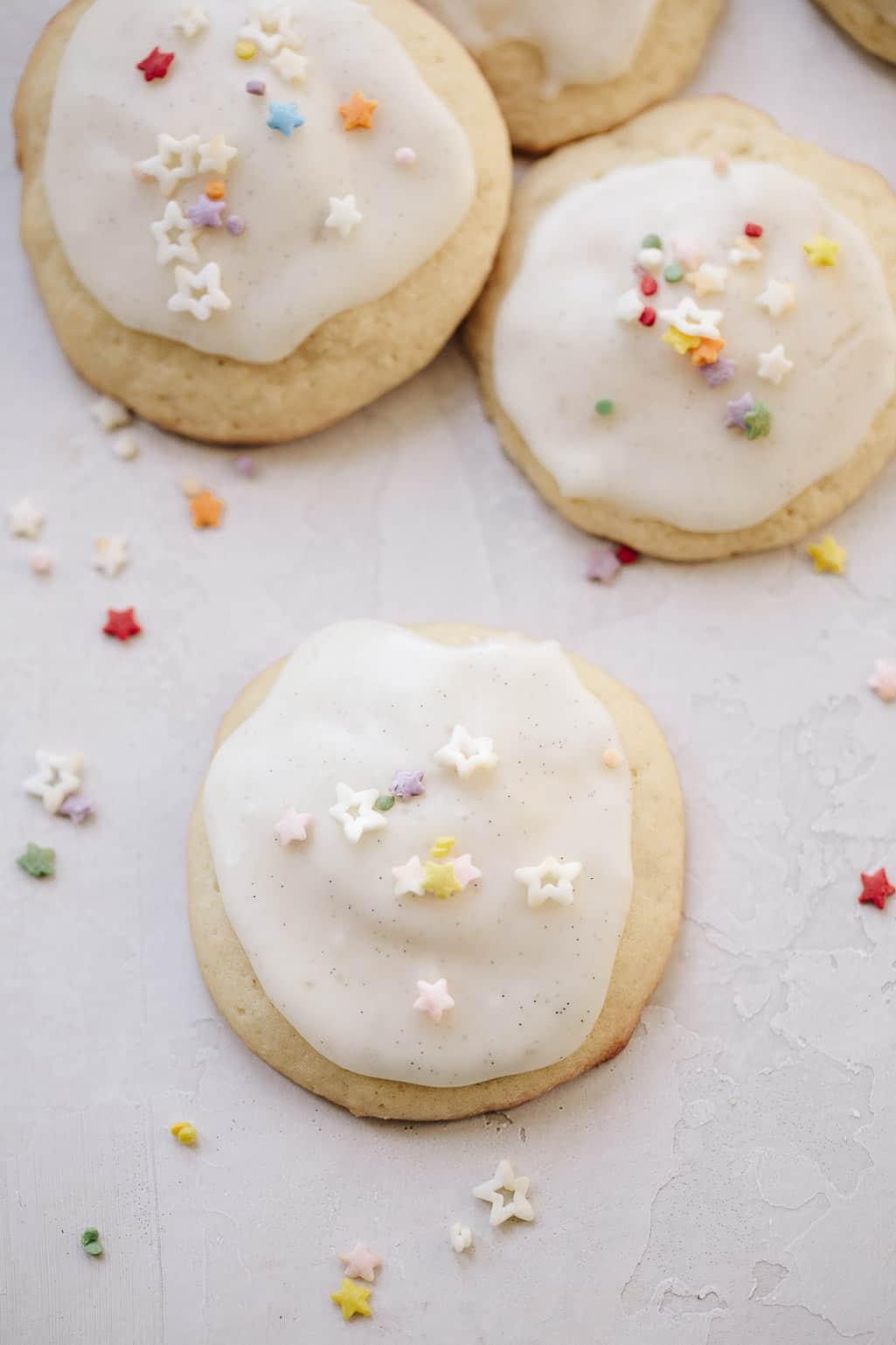Vanilla Sugar Cookies Vanilla Sugar Cookies new foto