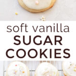 Soft Vanilla Cookies