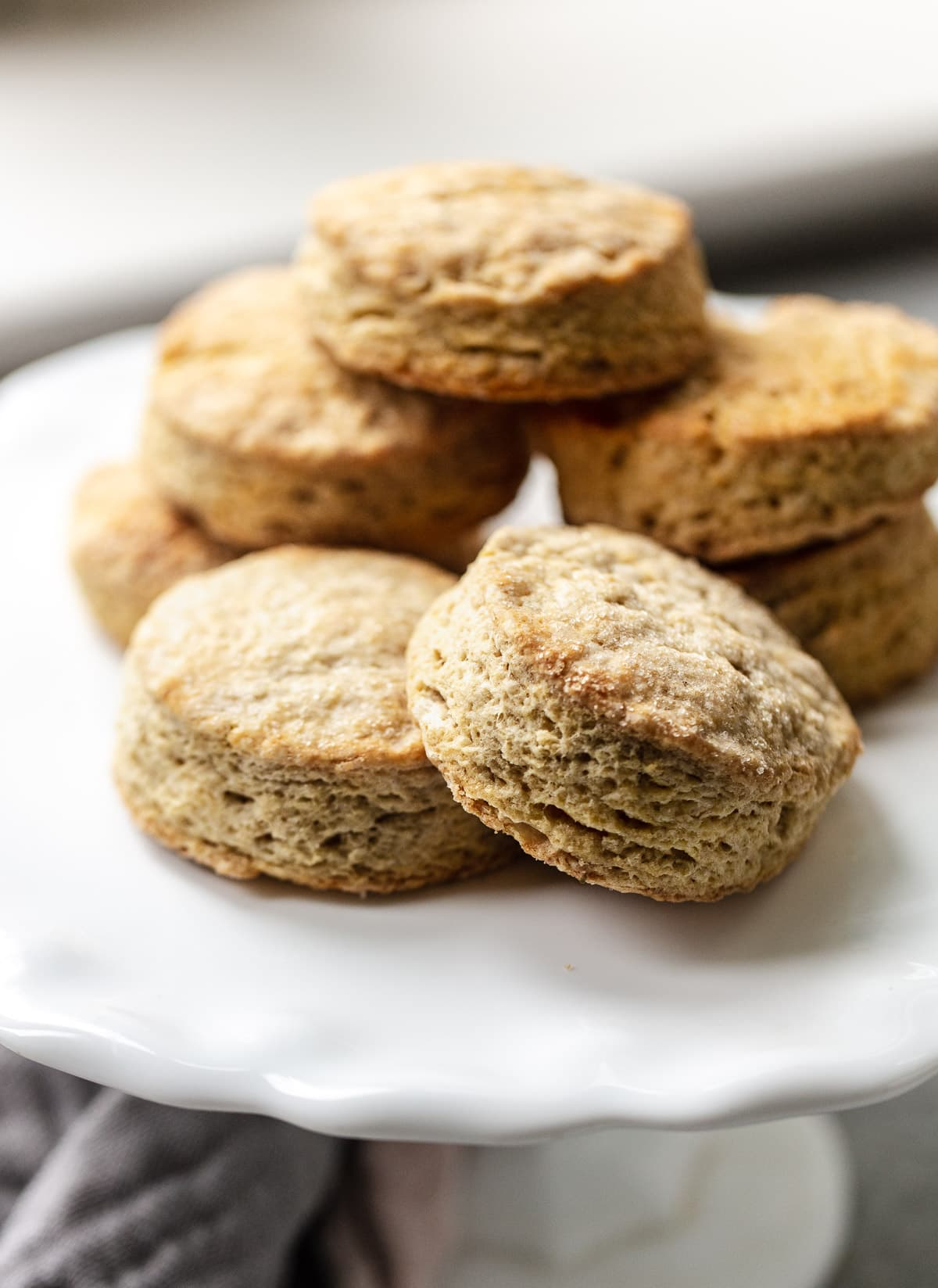 Flaky Buttermilk Scones Recipe