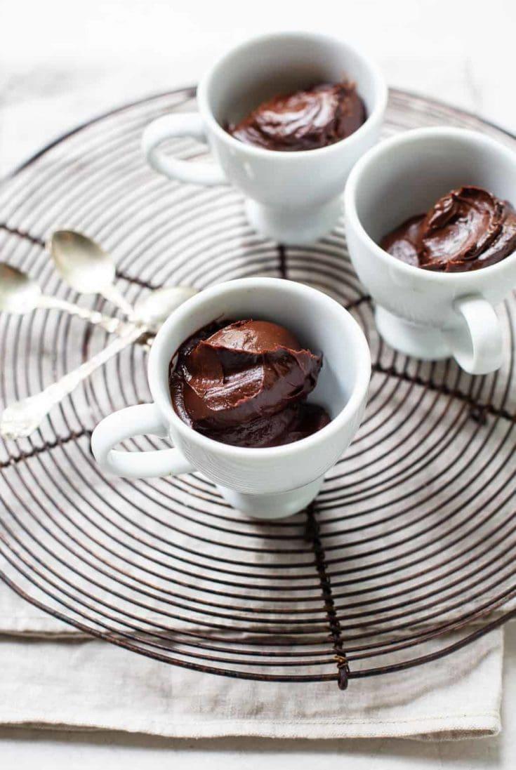 The Ultimate (Vegan) Chocolate Avocado Pudding