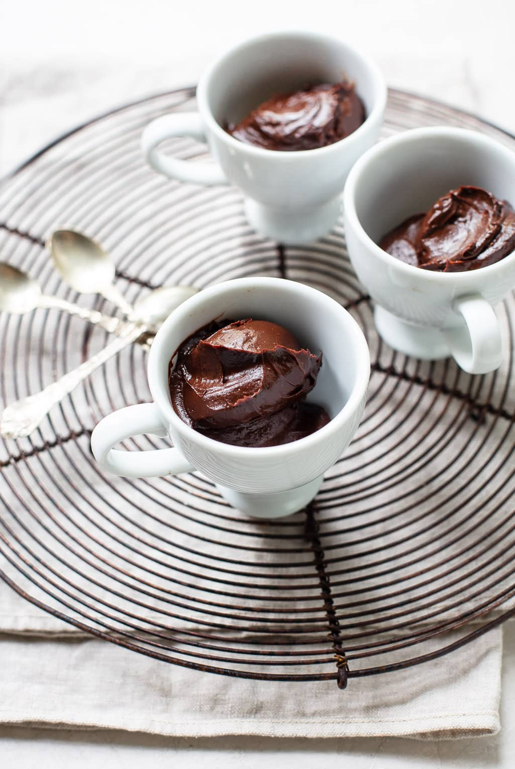 The Ultimate (Vegan) Chocolate Avocado Pudding