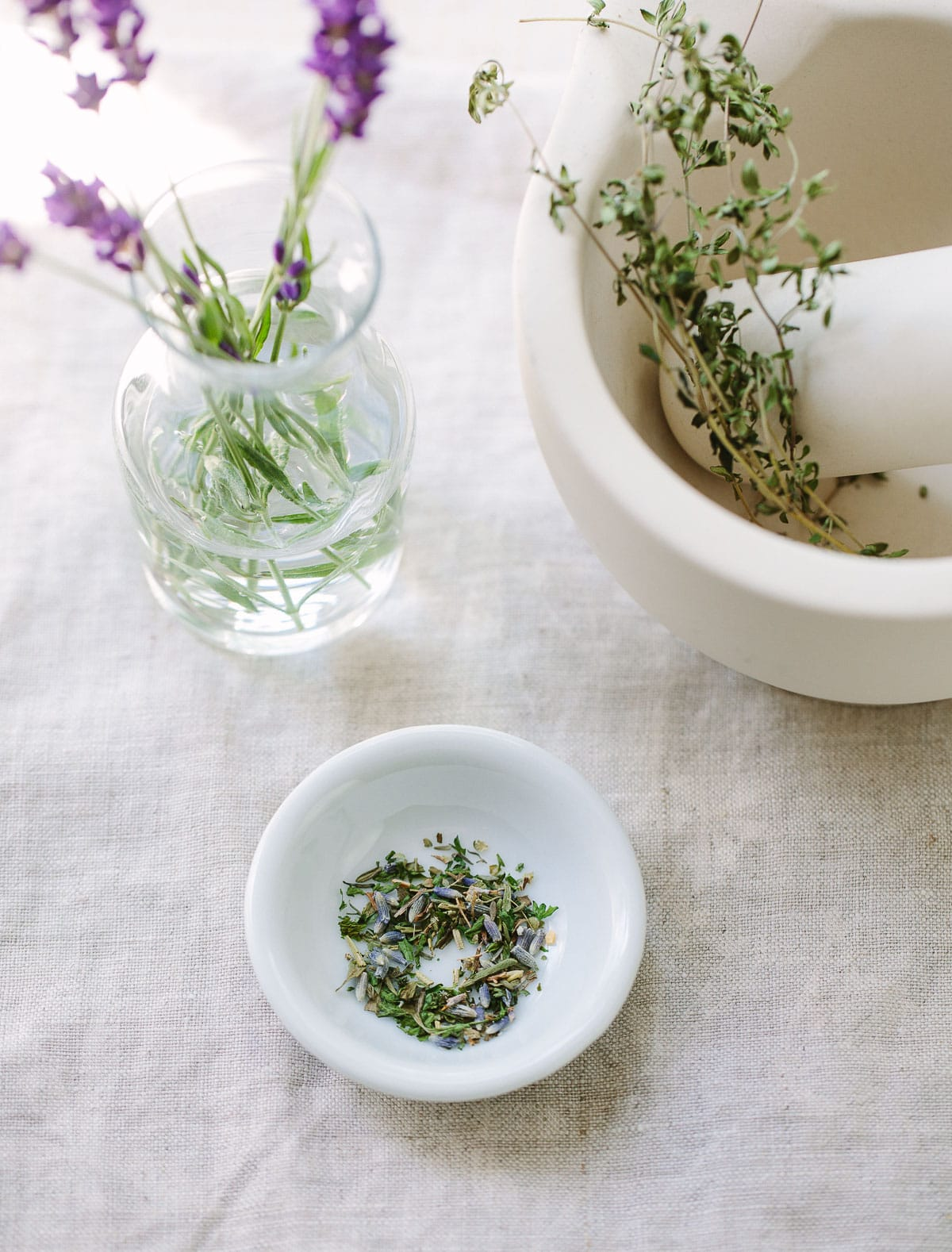 Herbs de Provence Chicken Pasta Salad