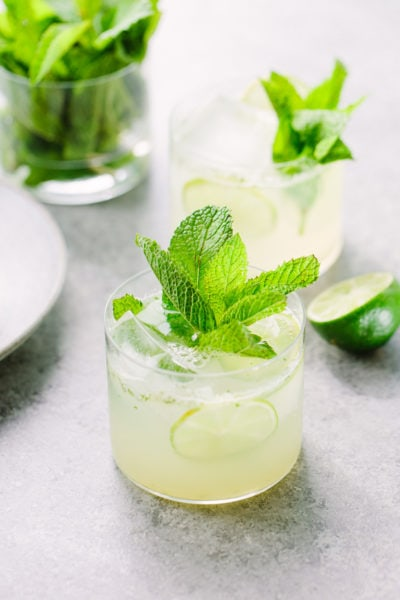 Tequila Lime Mojitarita