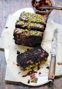 Double Chocolate Zucchini Bread (Gluten-Free, Dairy-Free)