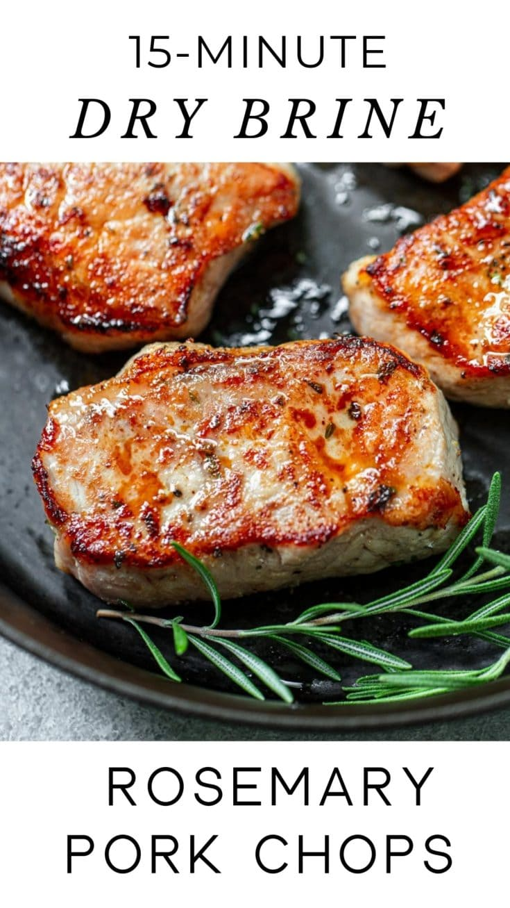 How to Make the Best Juicy Pork Chops