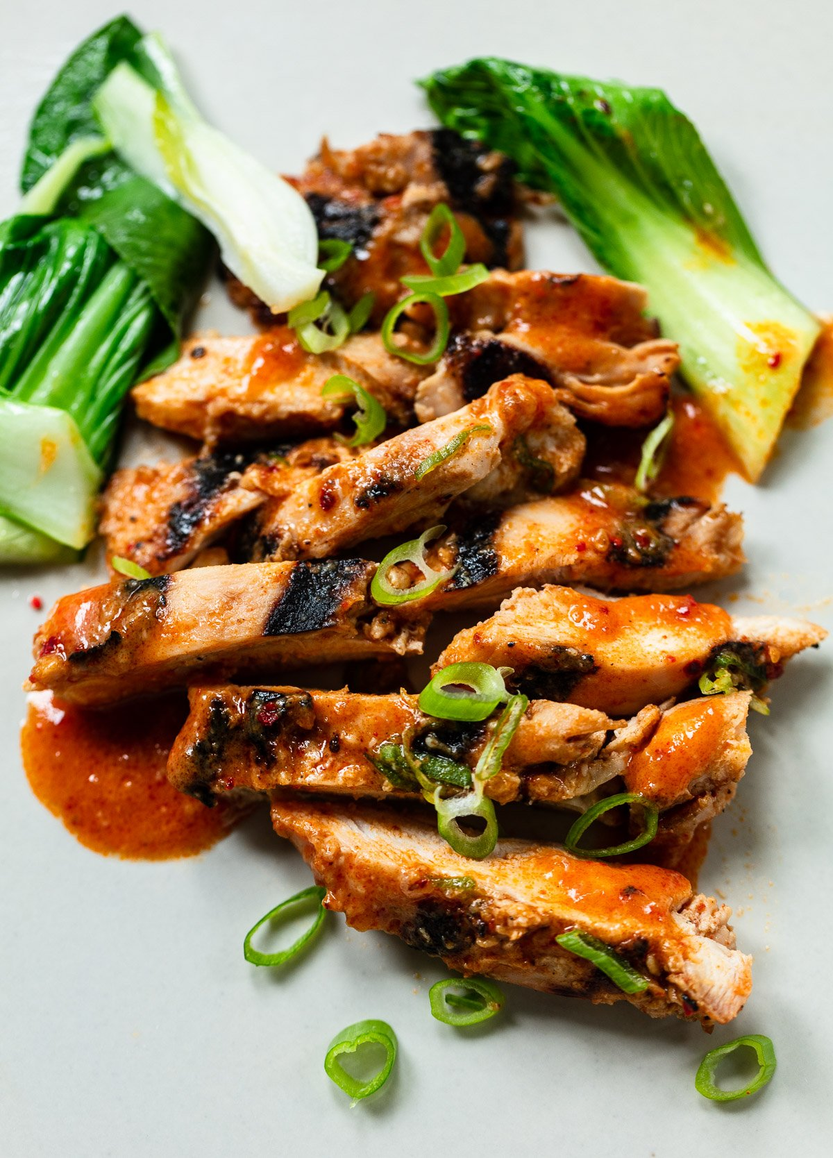 Sweet and Spicy Gochujang Chicken