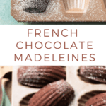 How to Make French Chocolate Madeleines