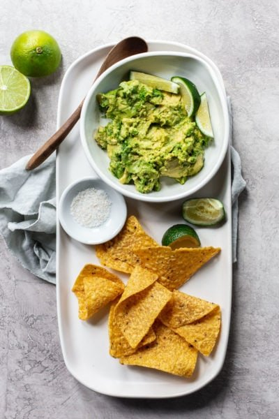 How to Make Easy Guacamole