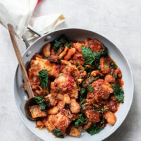 Tuscan Chicken Ribollita