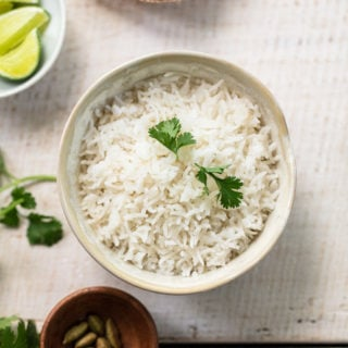 How to Make Perfect Coconut Rice
