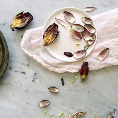 Food Styling and Food Photography from Familystyle Food