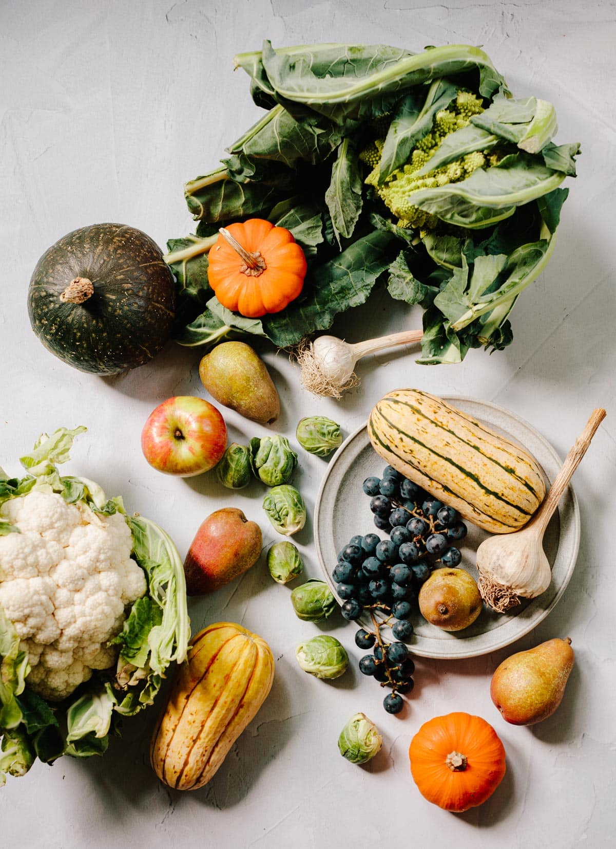 What's in season in fall? Seasonal Produce Planner