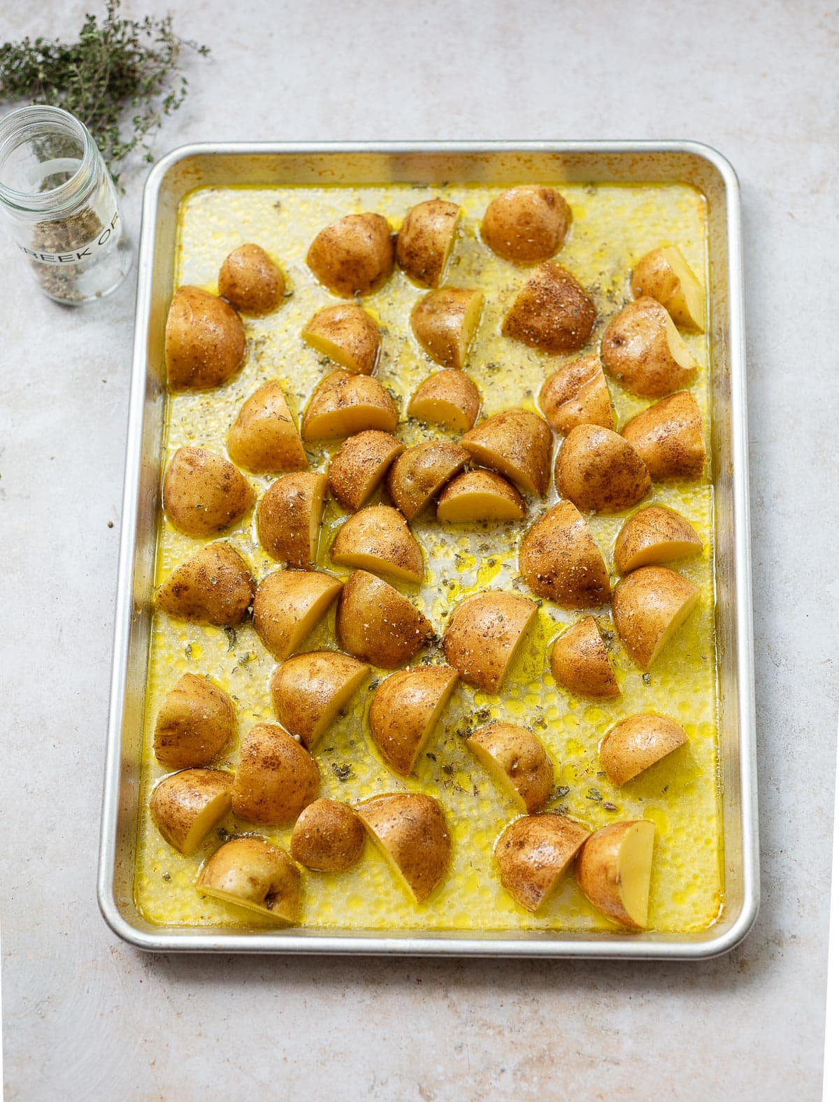 How to make the best Greek Lemon Potatoes