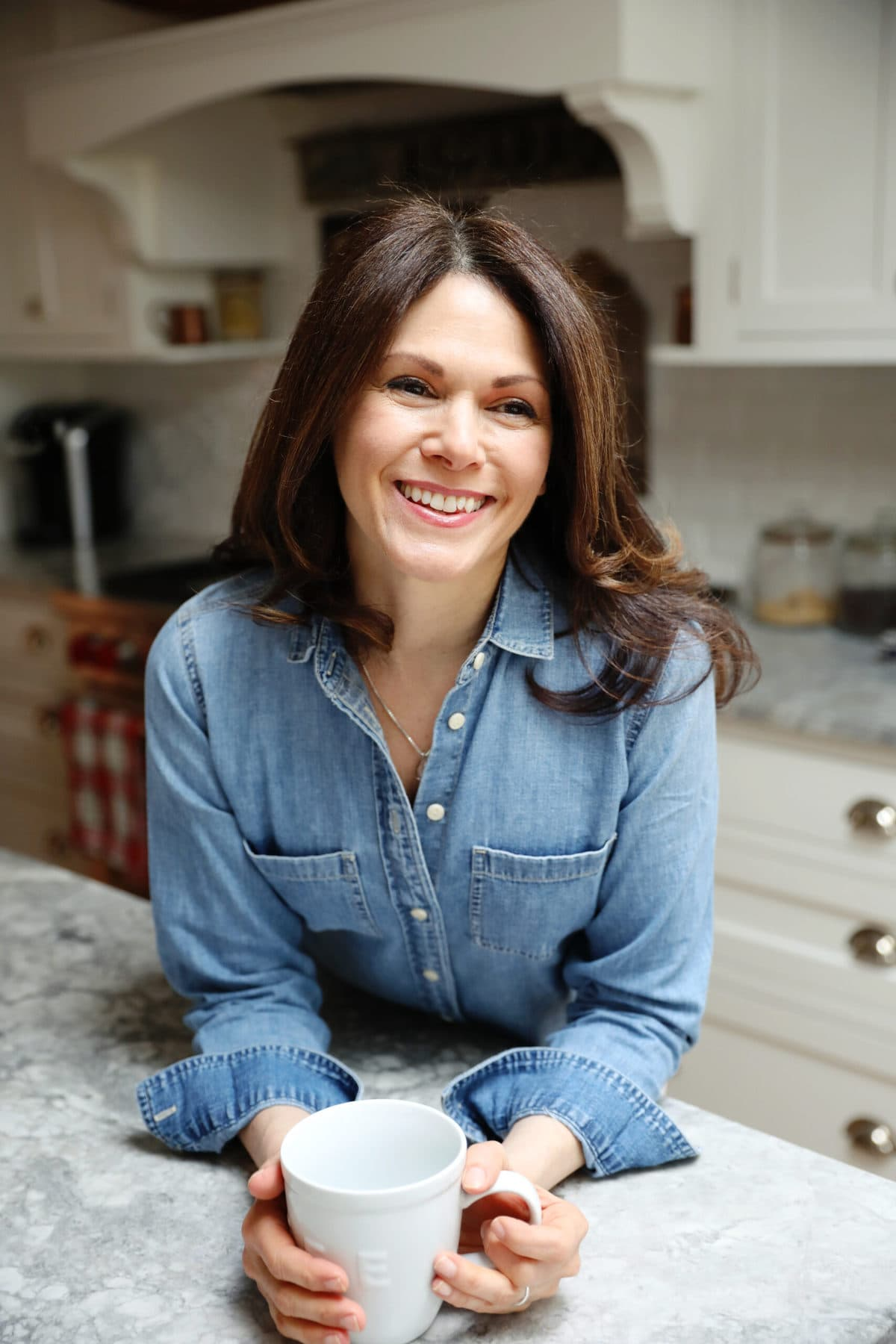 Food blogger, food stylist and recipe developer Karen Tedesco from Familystyle Food