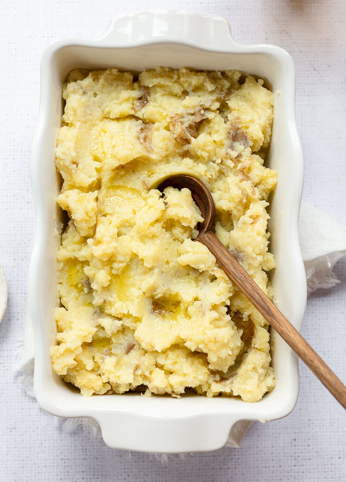 Olive Oil Mashed Potatoes (Dairy-Free)