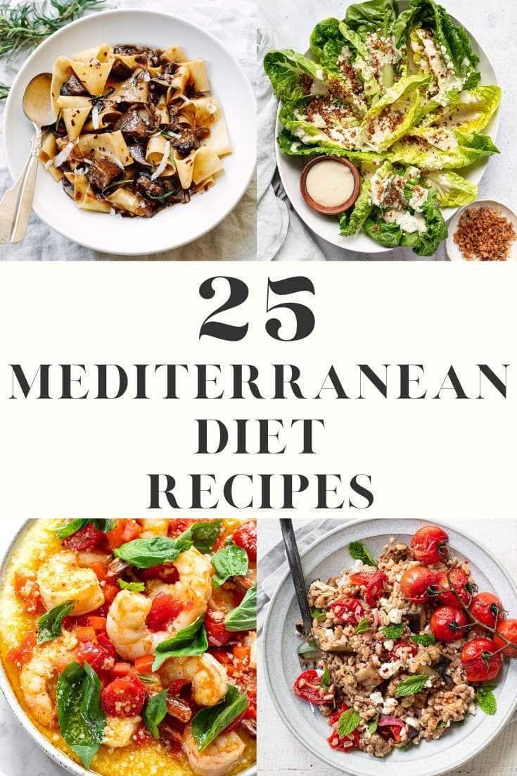 25 Amazing Mediterranean Diet Recipes