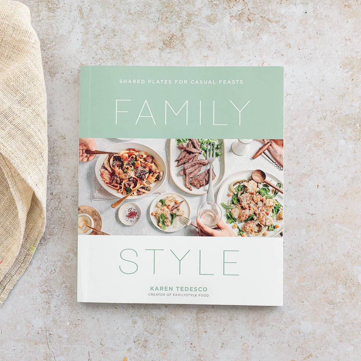 Family Style Cookbook – Special Gift