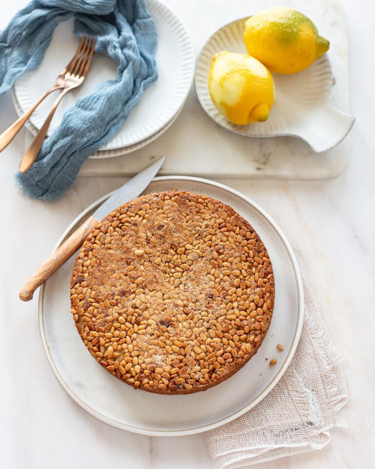 Easy Lemon Cake In One Bowl